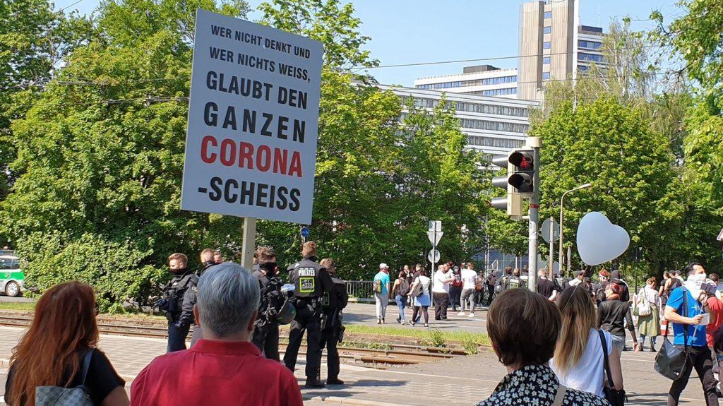 Widerstand Gegen Corona